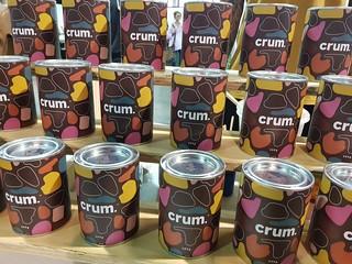Crum at Brisbane Vegan Expo