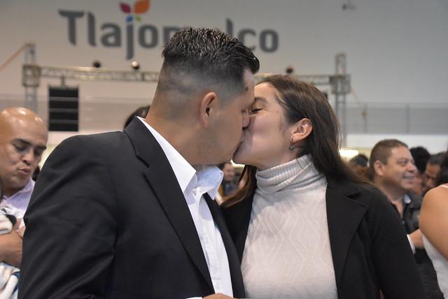 Matrimonios Colectivos en Tlajomulco