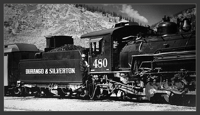 The Narrow Gauge Railroad~