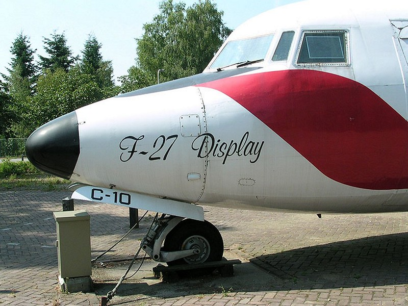 Fokker F-27 Friendship 2