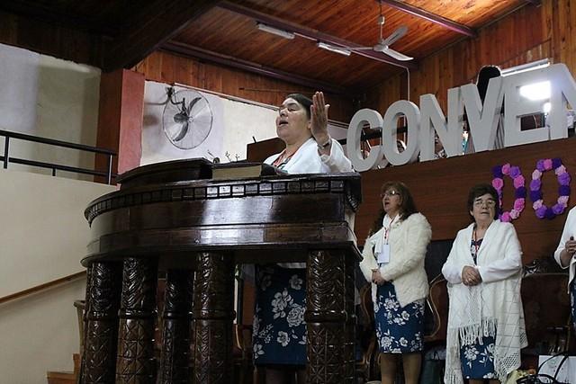 Convención de Dorcas Sector 21