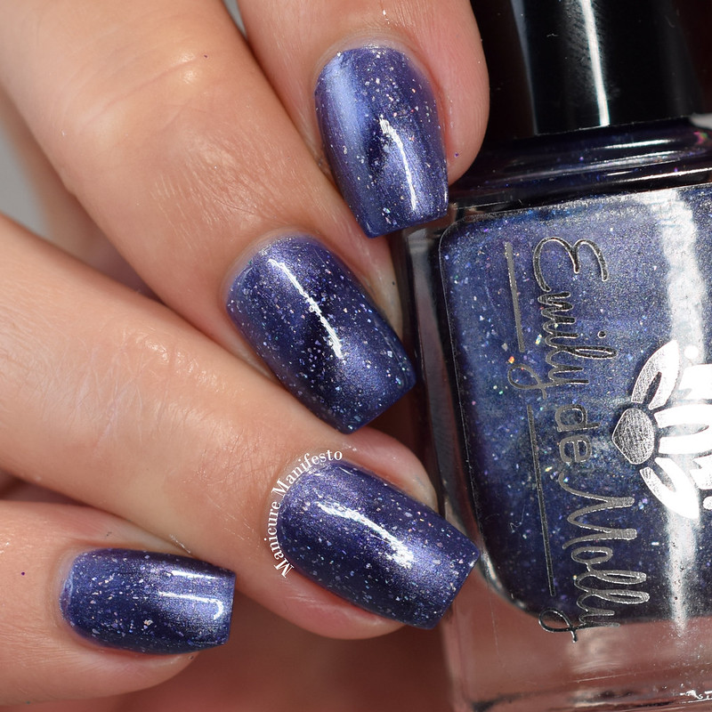 Emily De Molly Expert Opinion swatch