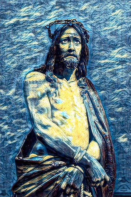 Cristo Catedral de Segovia