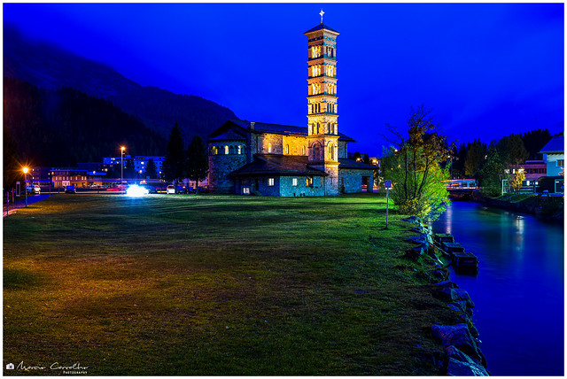 St. Karl Borromäus Church - St. Moritz - Switzerland - NZ6_3565