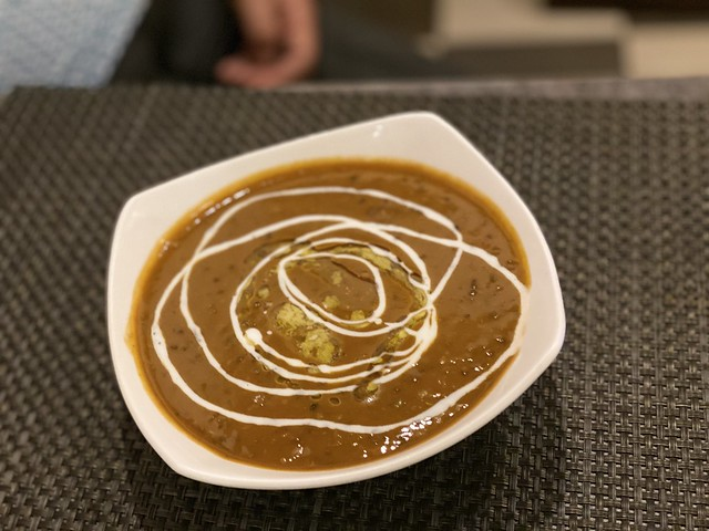 City Food - Dal Makhani, Cosy Restaurant
