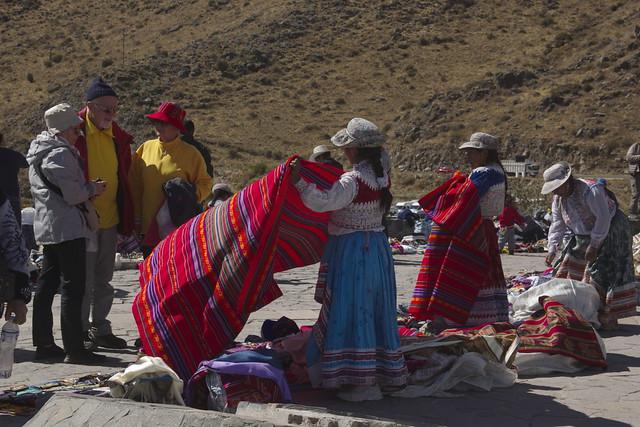 Cabanconde Prov. Caylloma Dip. Arequipa Perù