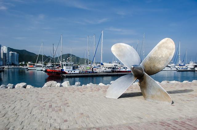 Marina de Santa Marta