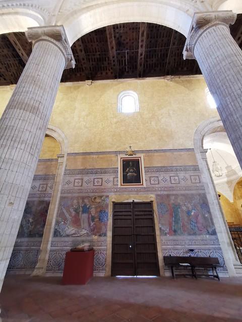 interior Real Colegiata de Santa Maria La Mayor Antequera Malaga 10