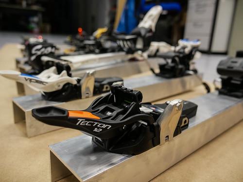 Test skialpinistických vázání 2019/20