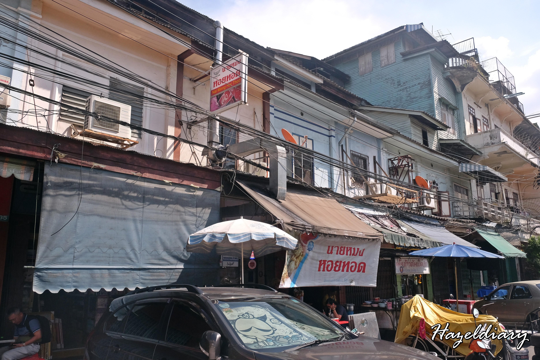 Nai Mong Hoy Tod -Oyster Omelette-Bangkok-Thailand-4