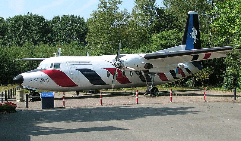 Fokker F-27 Friendship 1