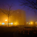 Misty Square