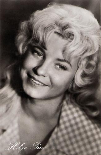 Helga Piur in Wo der Zug nicht lange hält (1960)