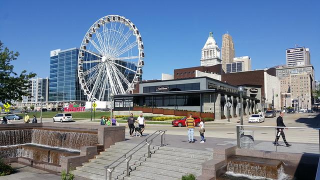 Skystar Wheel at 55 E Freedom Way in Cincinnati,  OH