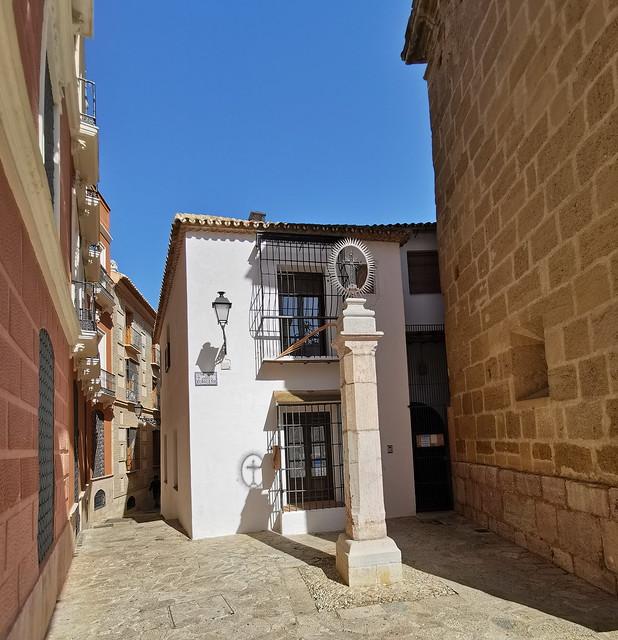 Crucero Plaza de San Sebastian Antequera Malaga