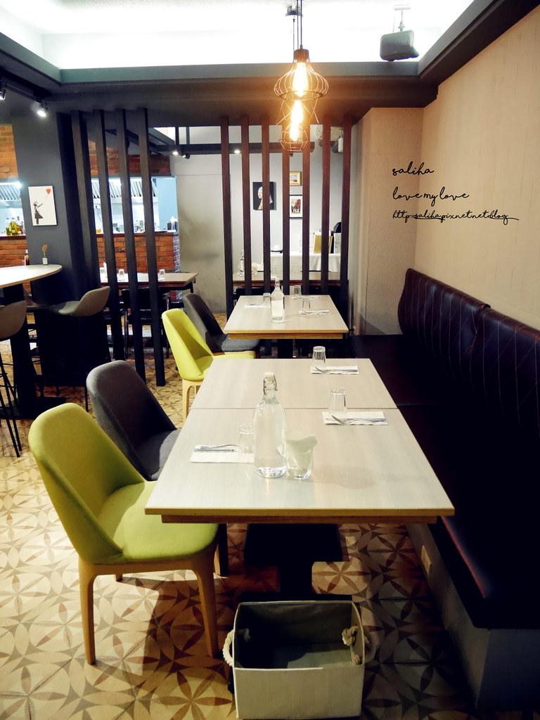 台北信義區捷運市政府站HIVE巢餐廳平價約會情人節排餐義大利麵 (4)