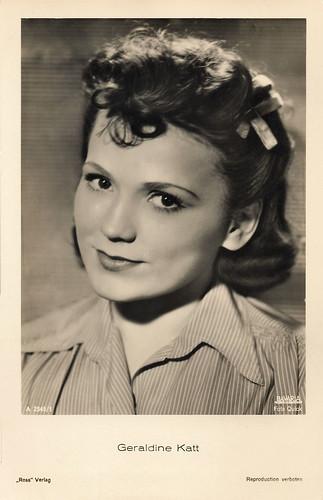 Geraldine Katt