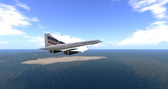 Wednesday morning on Concorde