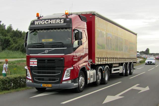 Volvo FH4 Wigchers Schoonoord