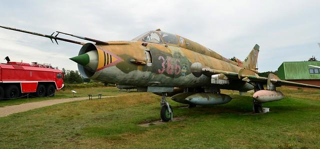 Nordholz - Sukhoi Su-22 M4
