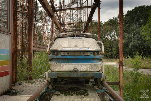 the forgotten roller coaster