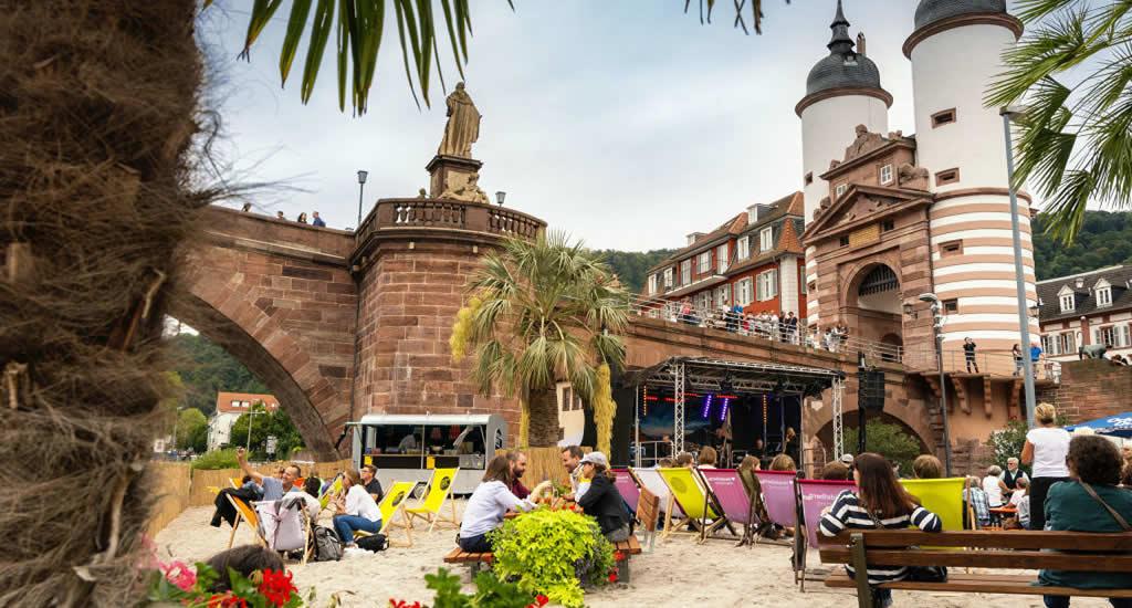 Beach Bar Heidelberg | Mooistestedentrips.nl