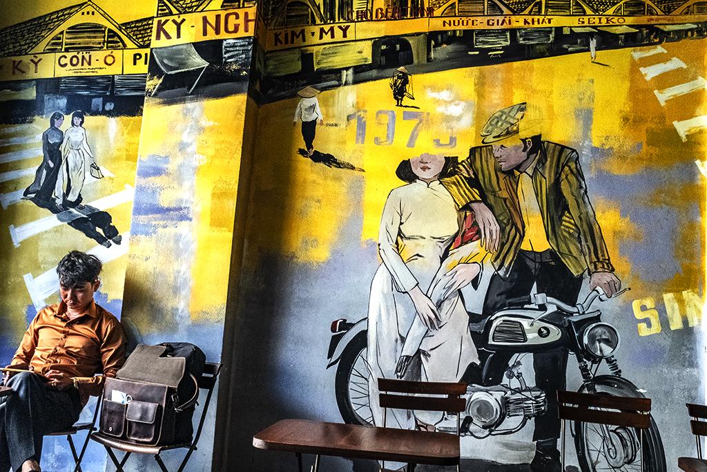 Ku Tây Cafe--Saigon 5