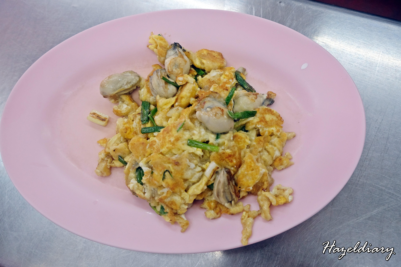 Nai Mong Hoy Tod -Oyster Omelette-Bangkok-3