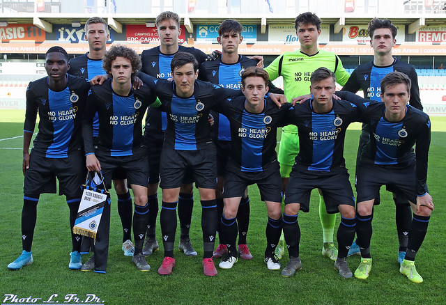 Youth League Club Brugge - PSG