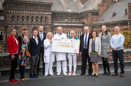 RunTour a Nadace České pojišťovny darují 1 750 000 Kč na boj s asfyxií