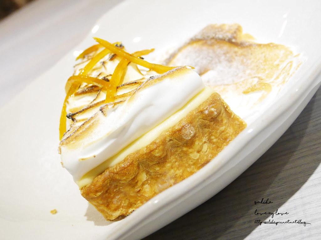 台北信義區市政府站HIVE巢餐廳好吃藍帶甜點逸仙路餐廳 (1)