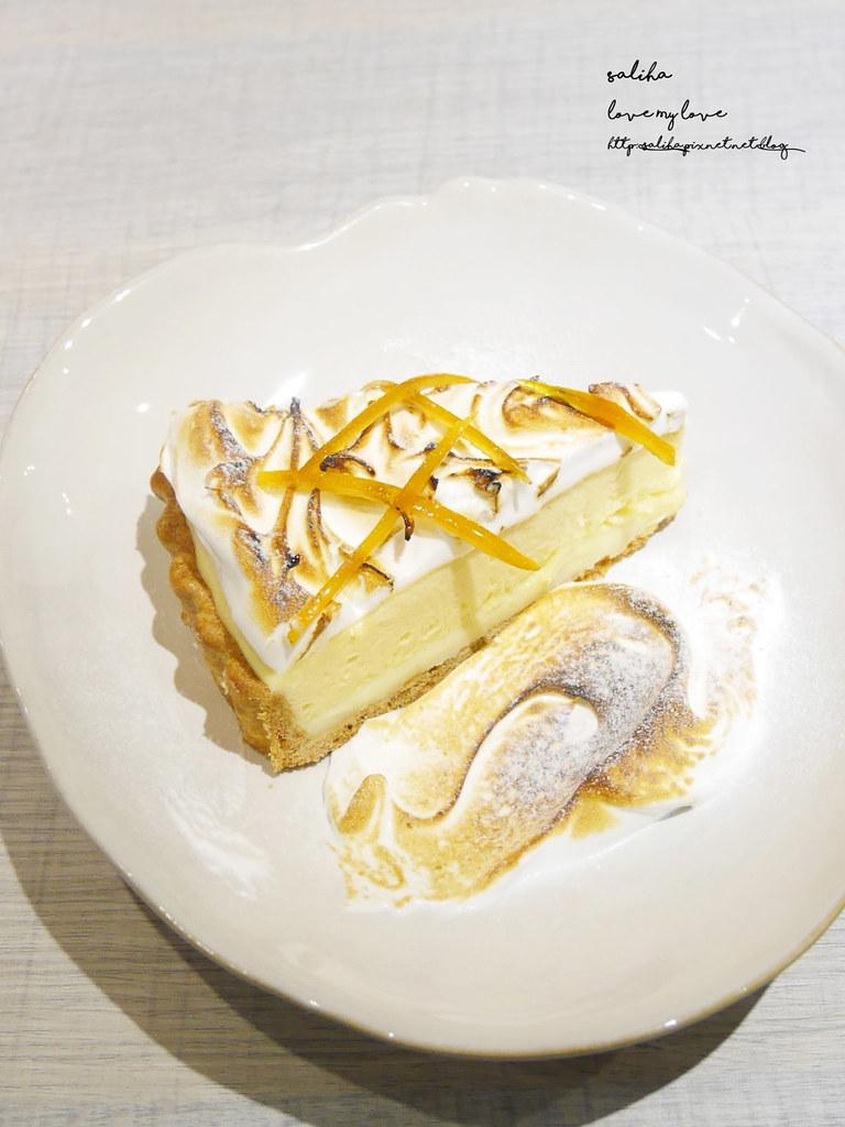 台北信義區市政府站HIVE巢餐廳好吃藍帶甜點逸仙路餐廳 (2)