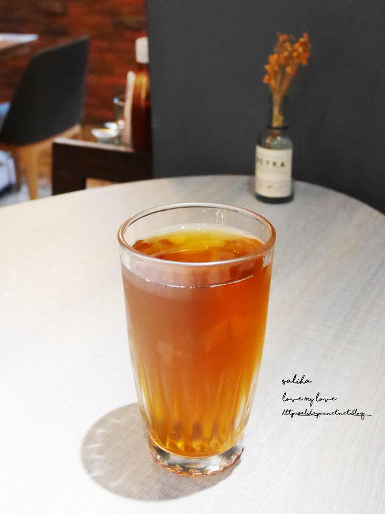 台北信義區HIVE巢餐廳晚餐約會法式藍帶甜點料理 (2)