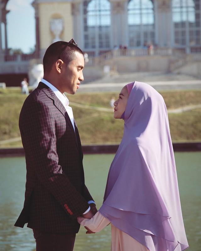 Anugerah Cinta Aisyah Temukan Ruhainies Dan Idris Khan Sebagai Watak Utama