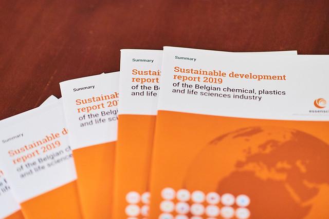 Sustainable Development Report - 22/10/2019