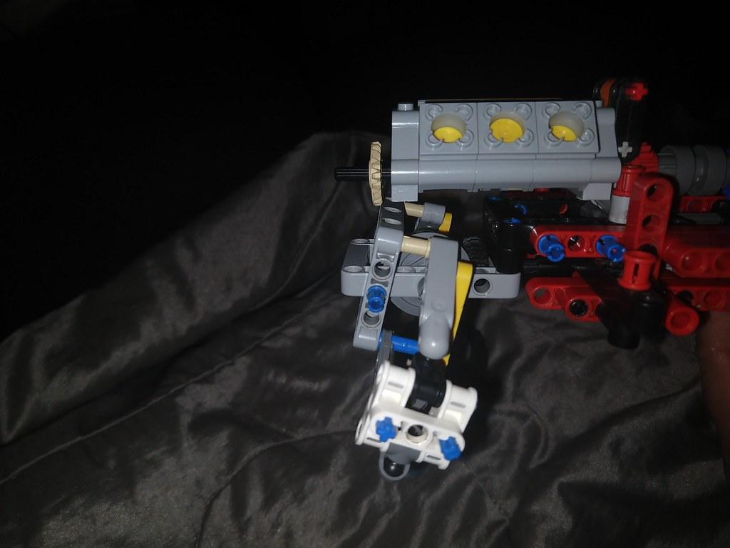Lego technic 8081 mod