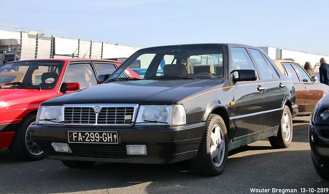 Lancia Thema 8.32 V8 1988