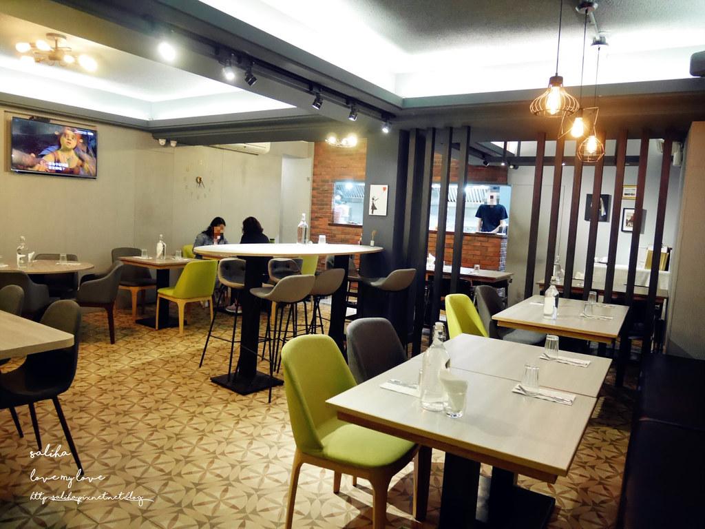 台北信義區捷運市政府站HIVE巢餐廳平價約會情人節排餐義大利麵 (3)
