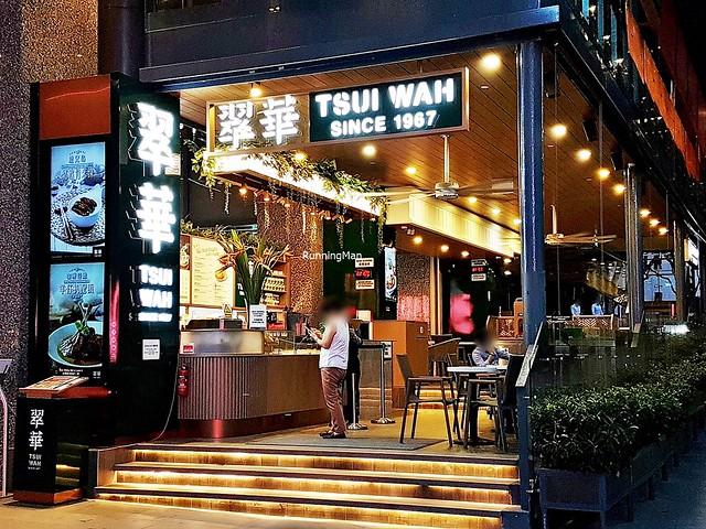 Tsui Wah Exterior