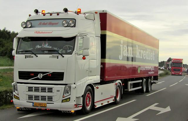 Volvo FH3 R.Smit Wilhelminaoord
