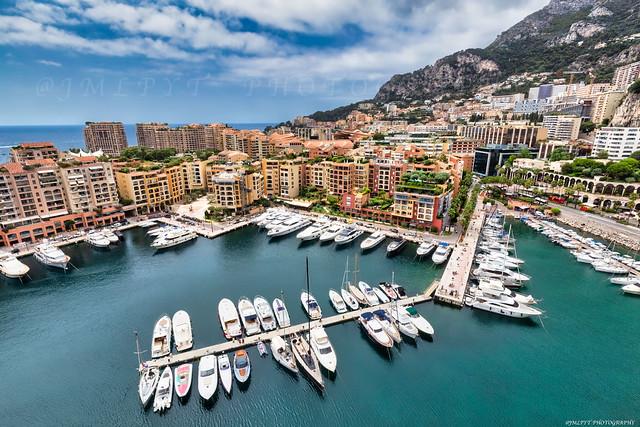 Monaco - Port Fontvielle -1L8A9532
