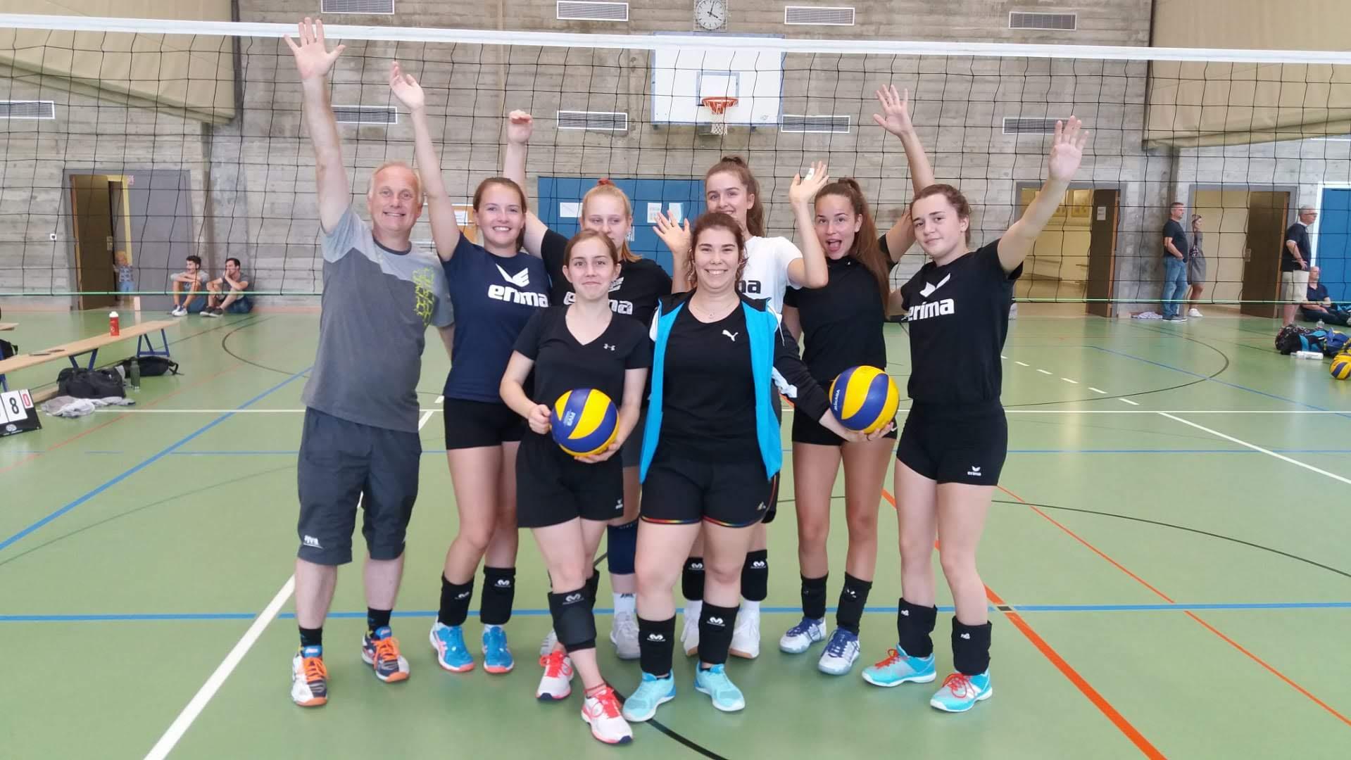 Turnier Lostorf 2019 Juniorinnen