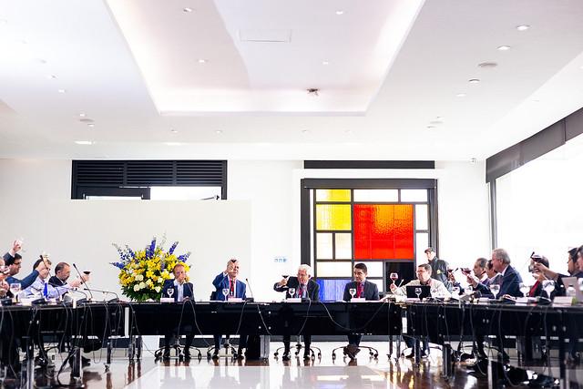 II Encuentro de Presidentes-Rectores de MetaRed