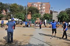 III Torneig de Petanca Interclubs Ciutat del Prat 2019
