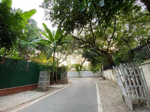 City Walk - Cornwallis Lane, Central Delhi