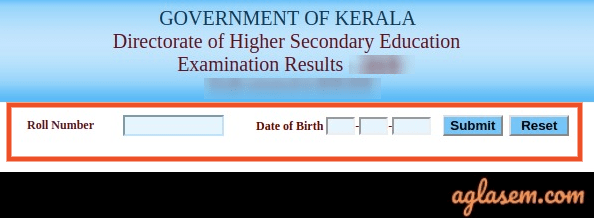 Kerala Plus Two Result 2020 (Released) - Check DHSE Plus Two Result 2020 at keralaresults.nic.in