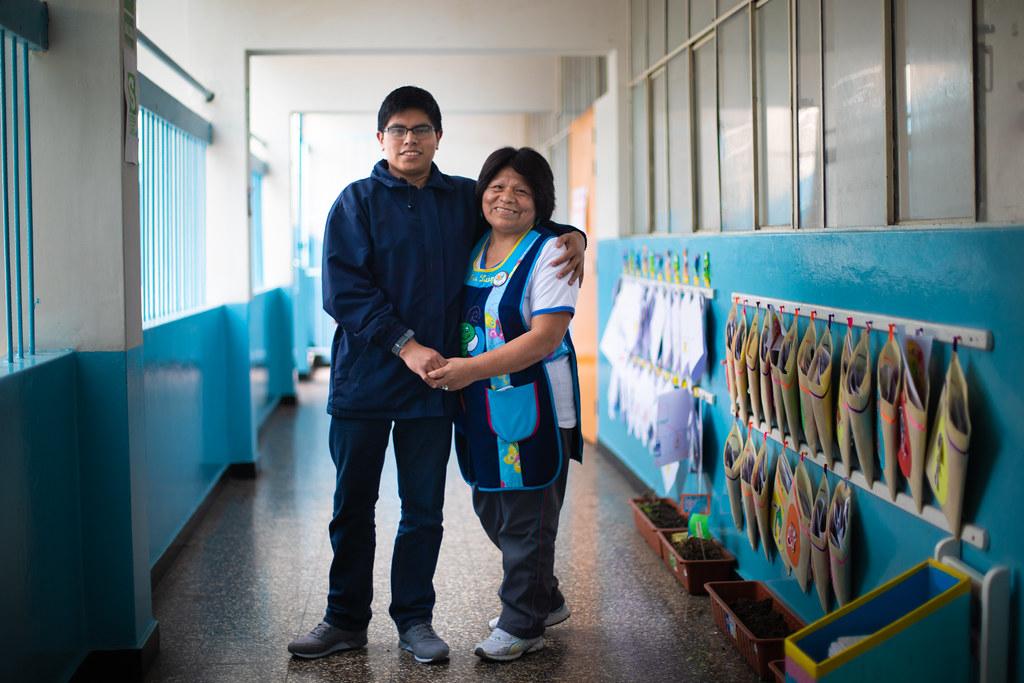 Beca Excelencia Académica para Hijo de Docente: Luz Torres y Pablo Ochoa Torres