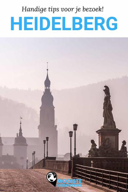 Heidelberg, Duitsland | Alle tips over Heidelberg, Duitsland