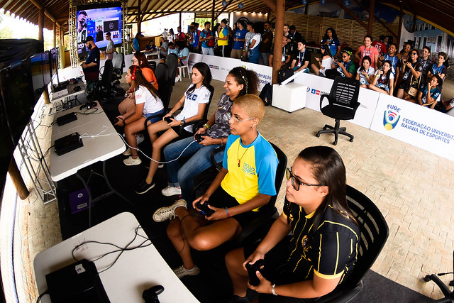 JUBs Bahia 2019 Jogos Eletrônicos