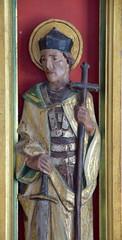 reredos: St Alban